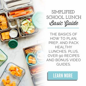 Live Simply Lunch Basic Guide