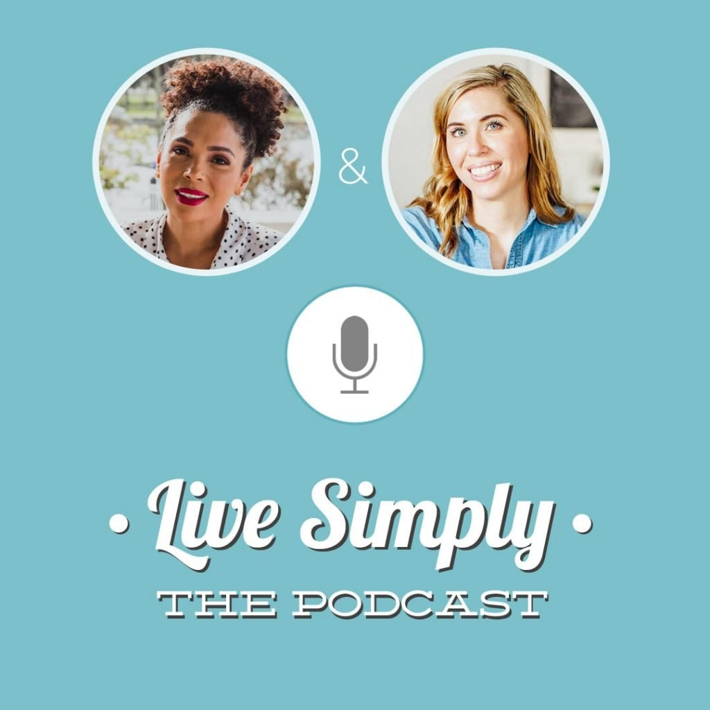 Live Simply Podcast Motherhood