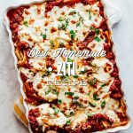 Best Homemade Ziti Recipe
