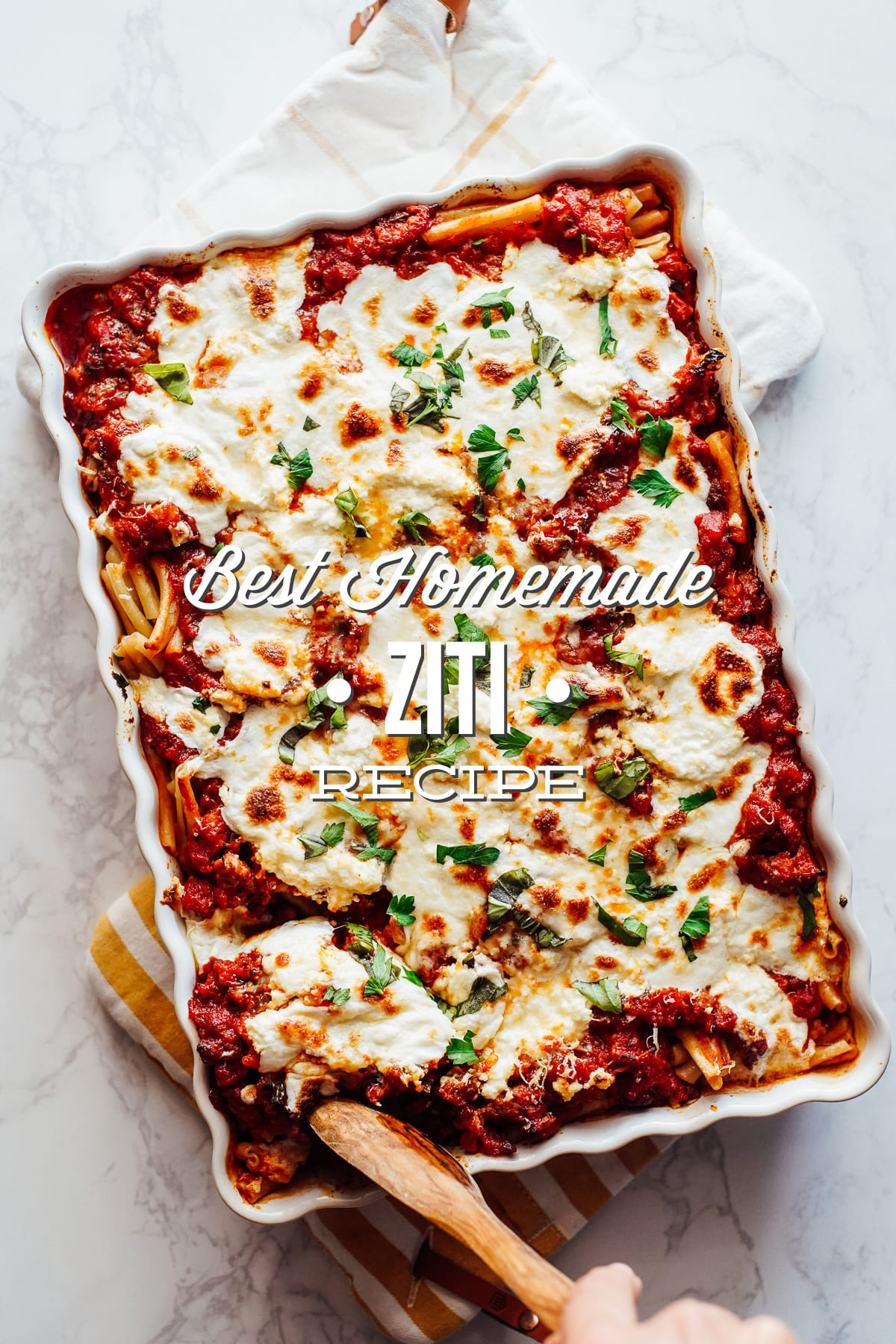 Best Homemade Ziti Recipe
