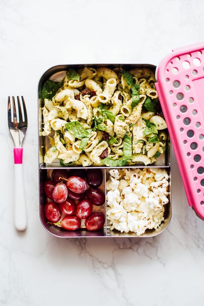 School Lunch Food Prep Ideas