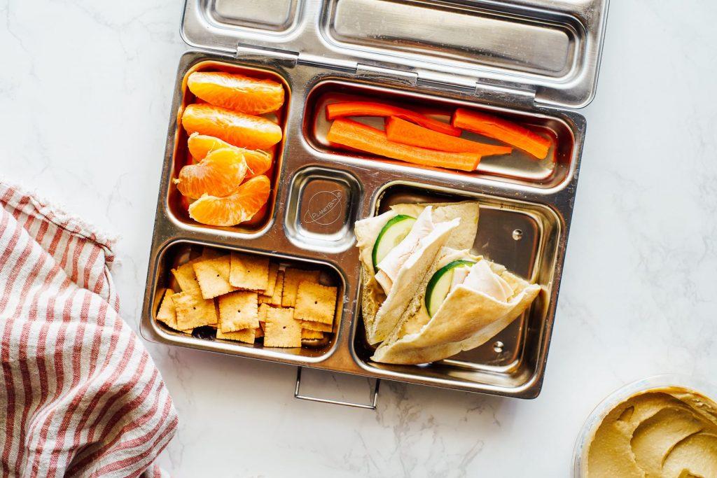 healthy lunchbox food swaps