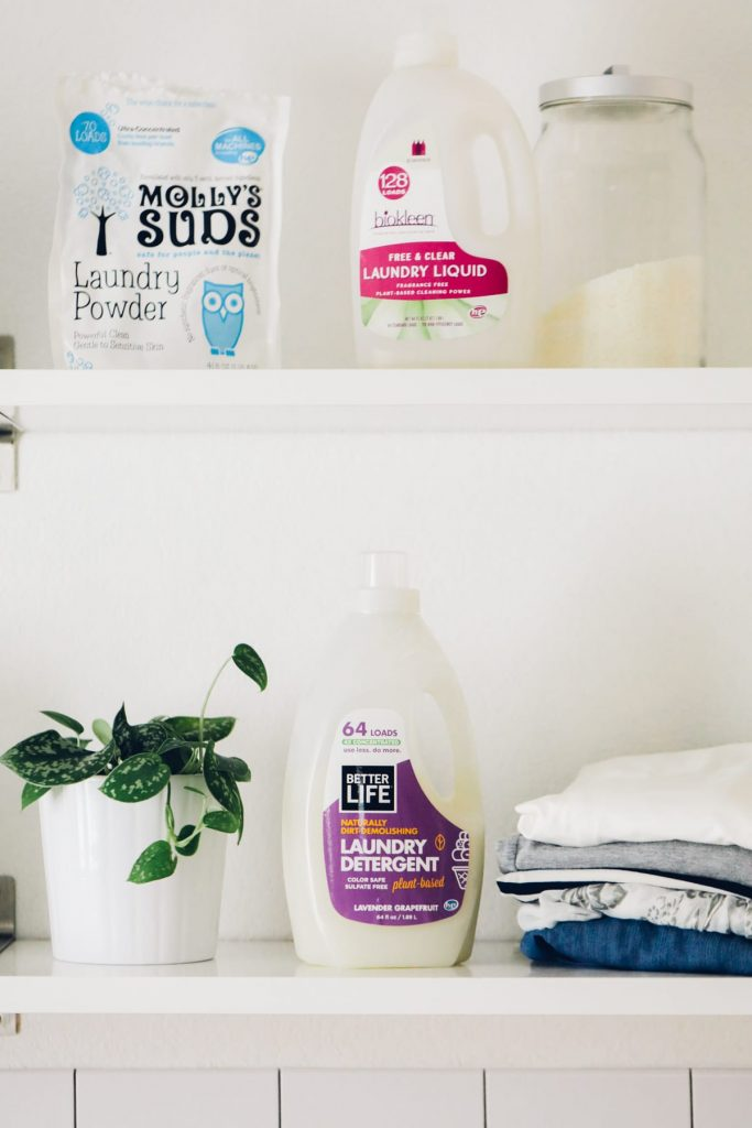Cleaning Product Ingredients to Avoid