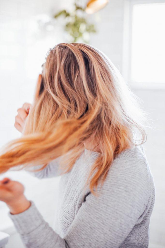 does DIY dry shampoo work?