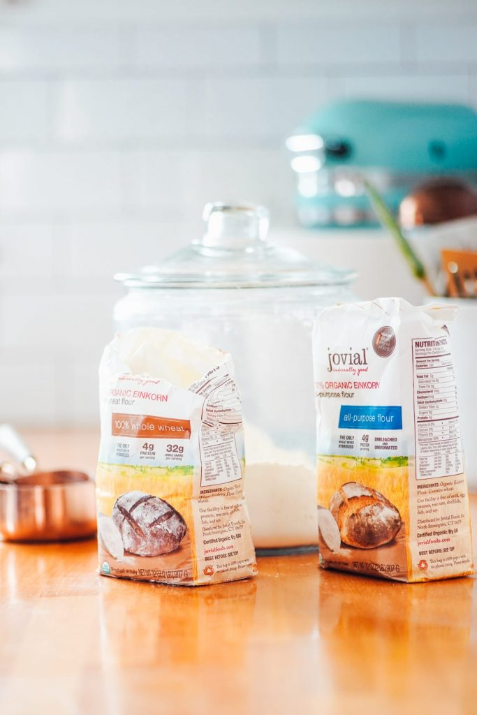 einkorn flour