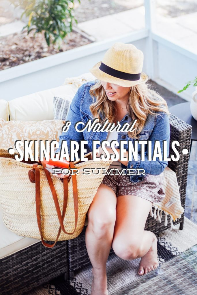 Natural Skincare Essentials for Summer
