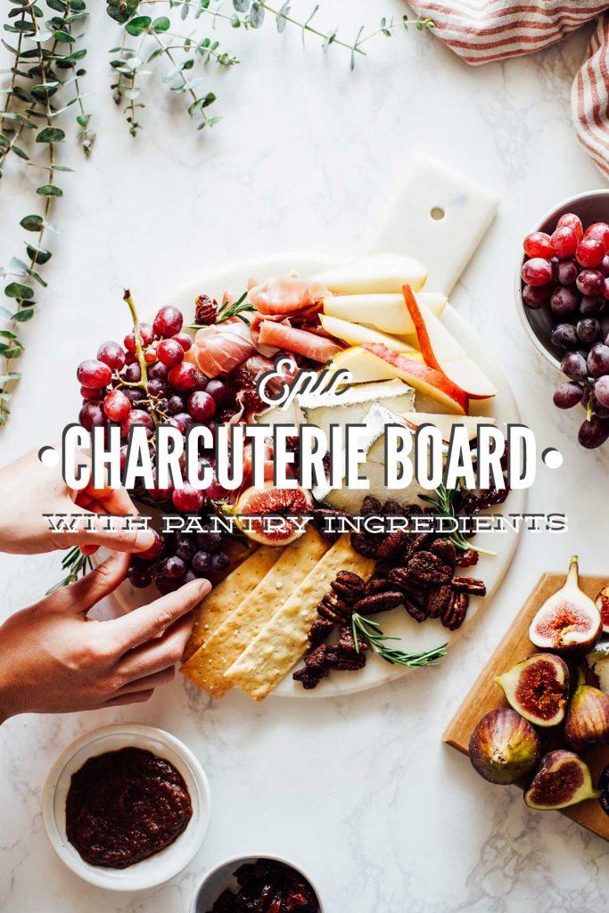 DIY Charcuterie Board